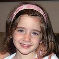 Rose Prisem, Age 4, of Netanya