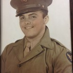 Rachels father, William R. Elmendorf, Radio Operator in the 80th