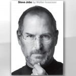 "This book cover image released by Simon & Schuster shows ""Steve Jobs,"" by Walter Isaacson. Simon & Schuster/AP Photo"