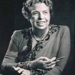 First Lady and activist Eleanor Roosevelt was orphaned at the age of ten
