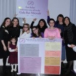 American mitzvah girls at the Feb. 2013 gala